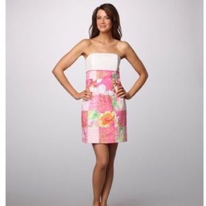 Lily Pulitzer Franco Patch Dress